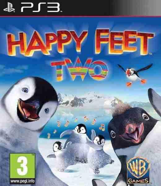 Descargar Happy Feet Two [MULTI5][FW 3.70][ABSTRAKT] por Torrent